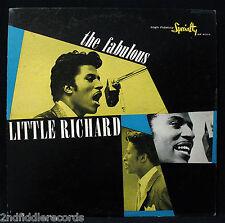 LITTLE RICHARD-THE FABULOUS Album-SPECIALTY #SP 2104-Mono-A RARE COPY!
