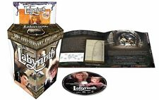 Labyrinth 30th Anniversary Edition Gift Set (Blu-ray Disc, 2016)