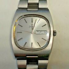 1974 OMEGA Cal.1020 Silver Dial Automatic Day/Date Men's Watch
