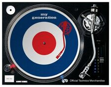 DMC MY GENERATION Slipmats (1 x pair) OFFICIAL MERCHANDISE MOD TARGET