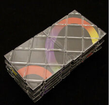 Rainbow 12-Panel Rubik  Master Magic 8 Ring Puzzle Toy ghost hand