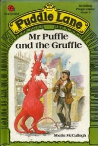 Mr. Puffle and the Gruffle (Ladybird Puddle Lane)-Sheila K. McCullagh, John Dil