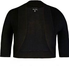 Nylon Shrug Thin Knit Jumpers & Cardigans for Women