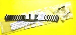 SEIKO Original Stainless Steel Bracelet Strap B1375S Curved End Links (NOS 19mm)