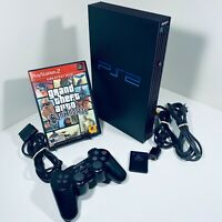 Sony PlayStation 2 PS2 Fat SCPH-39001 NTSC U/C Bundle - GTA San Andreas