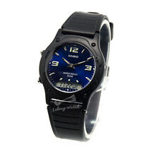 -Casio AW49HE-2A Dual Time Watch Brand New & 100% Authentic