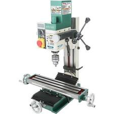"G0781 Grizzly 4"" x 18"" 3/4 HP Mill/Drill"