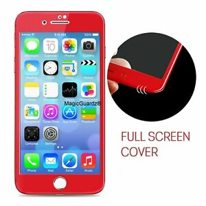 3D Curved Full Cover Tempered Glass Screen Protector for iPhone 7 / 8 Plus