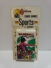 RARE Vintage Warren Paper Products Baseball Card Game NEW SEALED