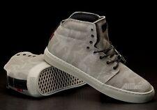 Vans Alcon Dot Camo Black Alomar Bedford Half Cab Men's Skate Shoes Size 8.5