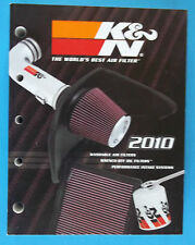 2010 K&M Automotive Filters (The World's Best Air Filter)