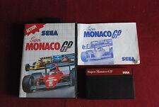 Super Monaco GP pour Master System