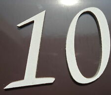 Zahlen Buchstaben Deko Styroporbuchstaben Styroporzahlen Styropor 3D