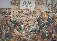 ZAPPA & THE MOTHERS -THE GRAND WAZOO 1973 K 44209 LP UK