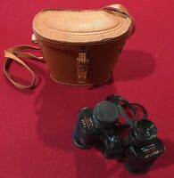 Rare VINTAGE Gold Cup Fully Coated 7 X 35 BINOCULARS JAPAN WITH CASE