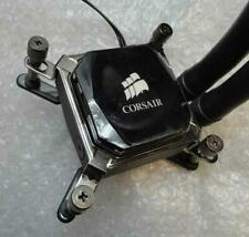 Original Genuine Corsair CW-9060008-WW H80i Liquid Cooler CPU Heatsink & Fan