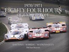 Daytona/Sebring/Watkins Glen 1970/71 Porsche 917 Ferrari 512S - Buch book Keyser