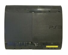 Sony PlayStation 3 PS3 Super Slim 250GB Black Console Only CECH-4001B For Parts