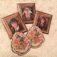 Rare Metal Official Warner Bros Harry Potter Pin Badges