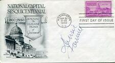 DENNIS FARINA CRIME STORY / GET SHORTY ACTOR SIGNED FDC ENVELOPE AUTOGRAPH