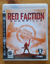 Red Faction Guerrilla    PS3 / complet / b-r sans rayure / envoi gratuit