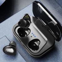 XGODY Mini Wireless Bluetooth Earbuds Stereo Headset Noise Cancelling Headphone