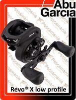 Mulinello casting Abu Garcia REVO 4 X WINCH Low Profile left