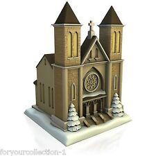 Hallmark 2015 Joy to the World Magic Church Ornament