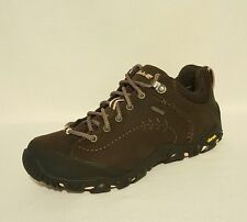Clarks Ignify Lo GTX Gore-tex Brown Leather Walking Shoes Ladies UK Size 7 D