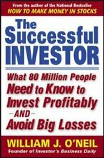 NEW The Successful Investor ~ How to Make Money in Stocks, O'Neil  FREE SHIPPING