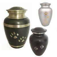 Pet Urn for Dog, Cat Ashes - Cremation Funeral Memorial Keepsake Memory Tribute