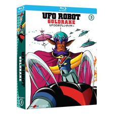 Ufo Robot GOLDRAKE Vol. 3 (3 Blu-ray) Yamato Video