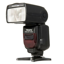 Triopo sistema relámpago cámara rayo tr-586 ex E-TTL relámpago Flash para canon