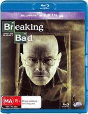 Breaking Bad: Season 2 (Blu-ray / UV)  - BLU-RAY - NEW Region B