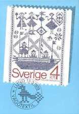 Sammler Motiv Ansichtskarten ab 1945 aus Schweden