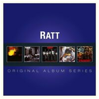 Ratt ORIGINAL ALBUM SERIES Out Of The Cellar INVASION OF YOUR PRIVACY New 5 CD
