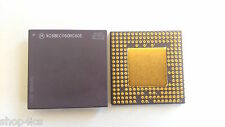 NEW XC68EC060RC60E MOTOROLA 68060 206 CERAMIC GOLD PGA 60MHZ 32BIT PROCESSOR