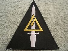 """US ARMY """"Special Forces"""" Operational Detachment Delta SFODA-D Team Patch"""
