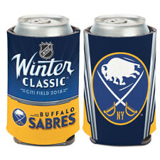 2018 Winter Classic Buffalo Sabres Can Cooler 12 oz. NHL Koozie