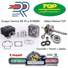 Gruppo Termico Maggiorato DR e Albero Motore 70 cc Derbi Atlantis 02 Red Bul 50