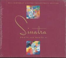FRANK SINATRA - Duets and duets II (2005) 2 CD slipcase
