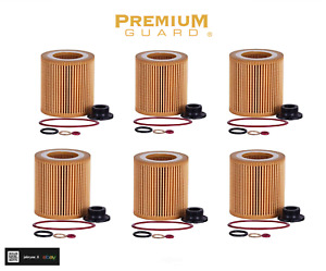 LOT OF 6 PG5607EX Premium Guard Oil Filter, Extended Life REPLACE FRAM CH10075