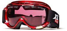 XLINE 8070 Goggles SKI SNOWBOARD Snow Mirrored UV Snowstorm Double Medium Women