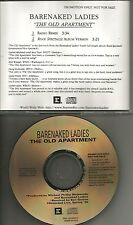 BARENAKED LADIES The Old Apartment w/ RARE REMIX w/ Spectacle PROMO DJ CD single