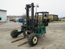 2007 Princeton E2-3Rvx Rough Terrain Piggy Back Forklift Lift Truck bidadoo