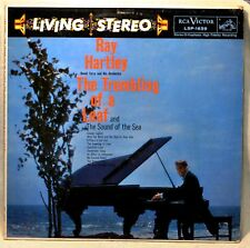 Ray Hartley The Trembling of a Leaf Sound of Sea LP Stereo Vinyl VG++ Mood Piano