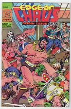 Edge of Chaos #1 LOT of 10 copies July 1983 Pacific Comics GRAY MORROW FANTASY