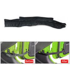 For Jeep 07-2018 Wrangler JK Door Limiting Straps Hinge Cloth Wiring Protector