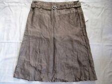 Gerry Weber Damen Rock + Gürtel Gr.42/M Boho women summer skirt with belt
