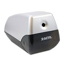 X-Acto Helix Office Electric Pencil Sharpener Silver/Black 1900